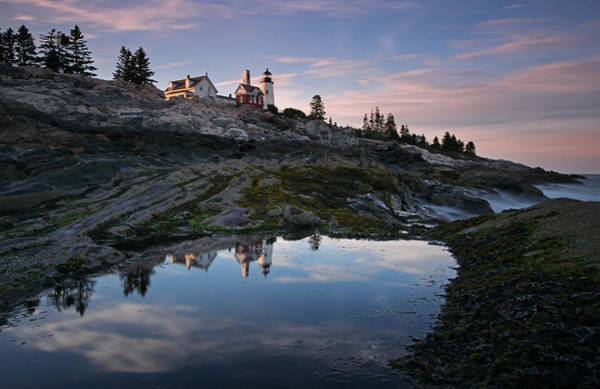Photograph - Pemaquid Point Light by Juergen Roth