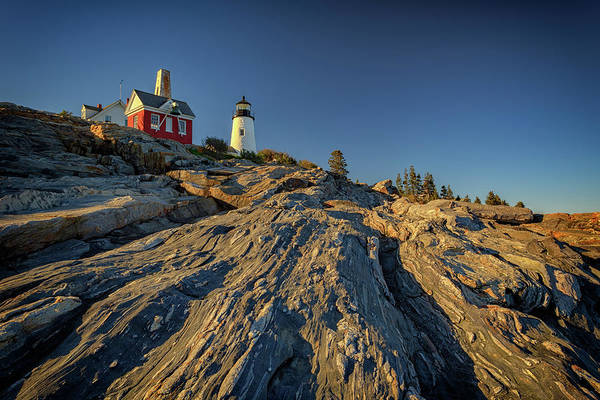 East Point Photograph - Pemaquid Point by Rick Berk