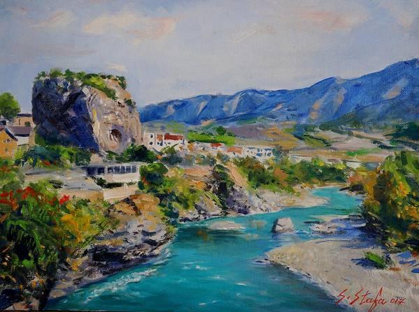 Painting - Pemeti by Sefedin Stafa