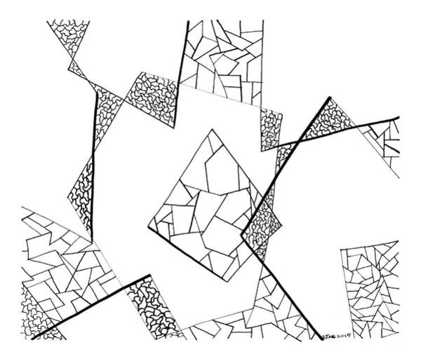Photograph - Pen And Ink 4 by Steven Natanson