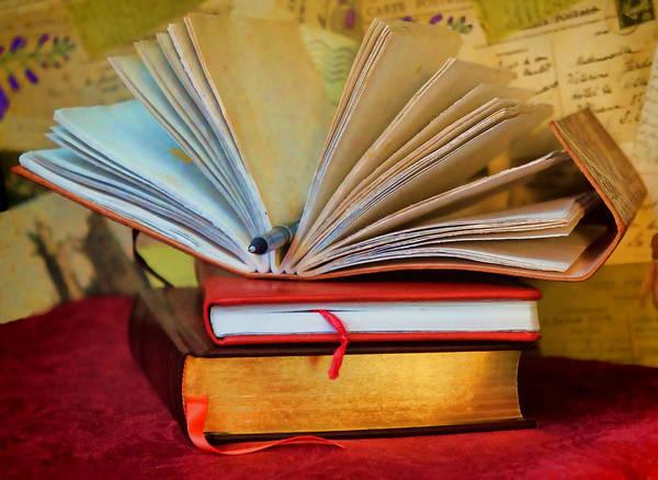 Photograph - Pen To Paper by Pamela Walton