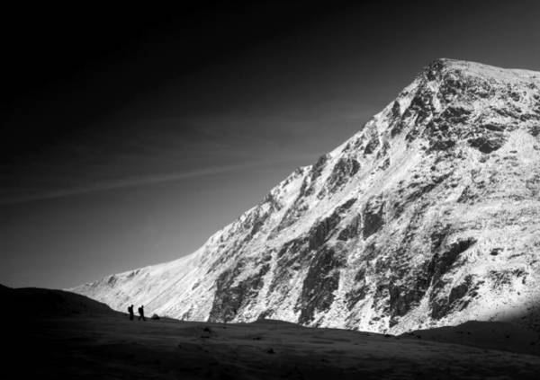 Photograph - Pen Yr Ole Wen by Peter OReilly