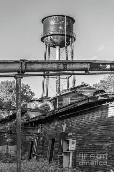 Photograph - Pendleton Oil Mill  by Dale Powell