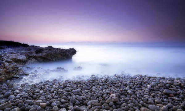 Cielo Wall Art - Photograph - Peniscola Sunrise by Hernan Bua