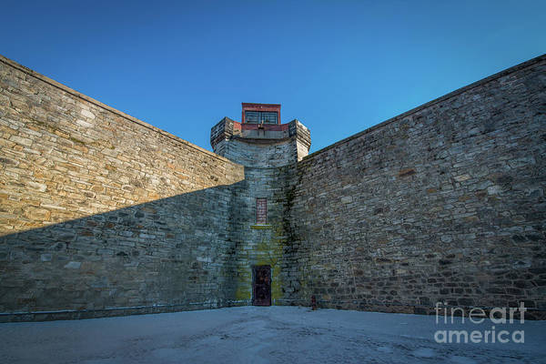 Wall Art - Photograph - Penitentiary by Michael Ver Sprill