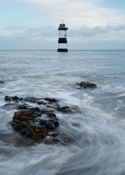 Photograph - Penmon by Stephen Taylor