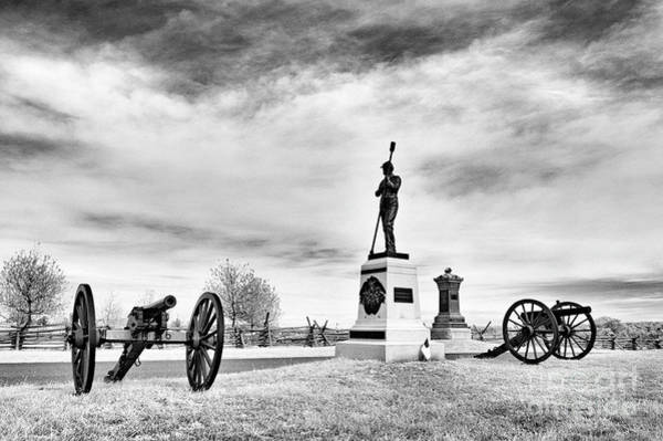 Wall Art - Photograph - Pennsylvania Light Artillery by Paul W Faust - Impressions of Light