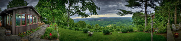 Photograph - Pennsylvania Overlook by Williams-Cairns Photography LLC