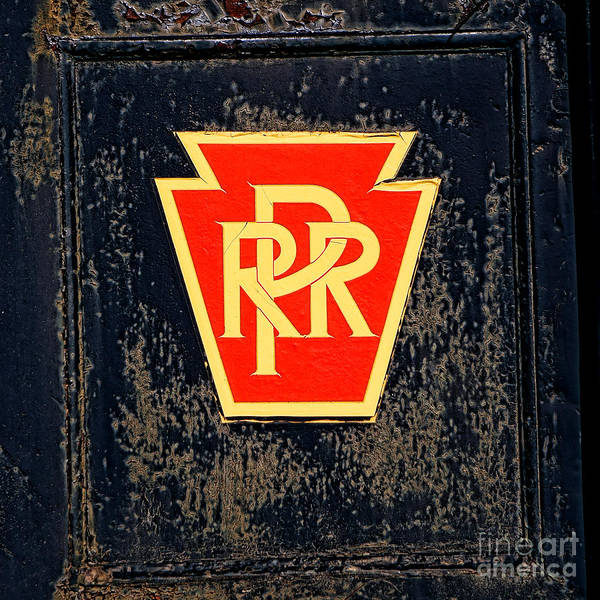 Photograph - Pennsylvania Railroad by Olivier Le Queinec