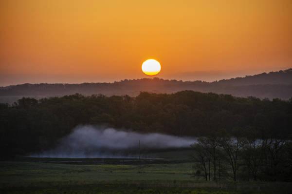 Photograph - Pennsylvania Sunrise Landscape by Bill Cannon