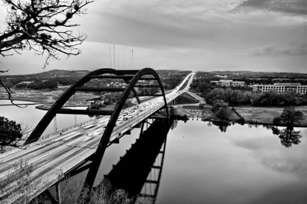 Photograph - Pennybacker Bridge by John Maffei