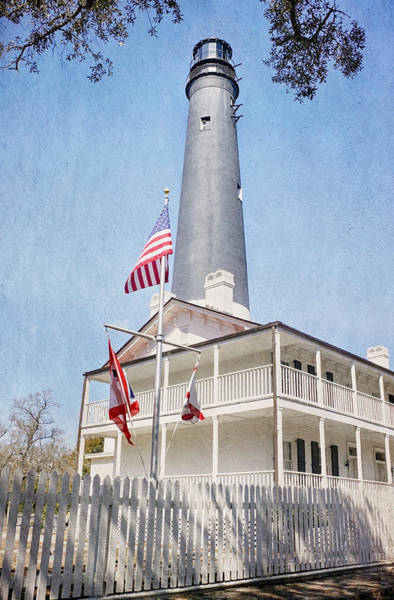 Pensacola Photograph - Pensacola Lighthouse by Kim Hojnacki