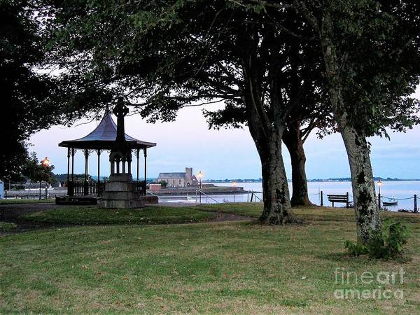 Photograph - Peoples Park Dungarvan by Val Byrne