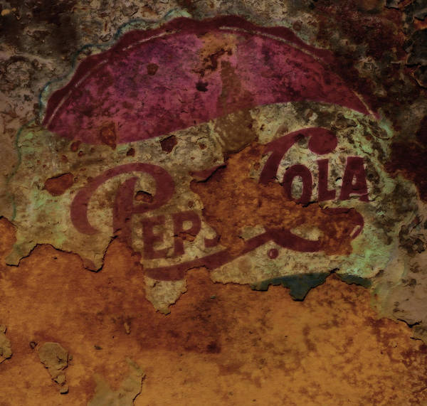 Soda Pop Mixed Media - Pepsi Cola Vintage Sign 5a by Brian Reaves