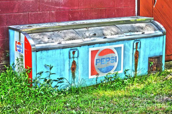 Wall Art - Photograph - Pepsi Generation by Rod Farrell