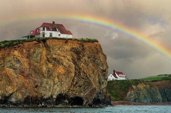 Perce Rainbow Art Print