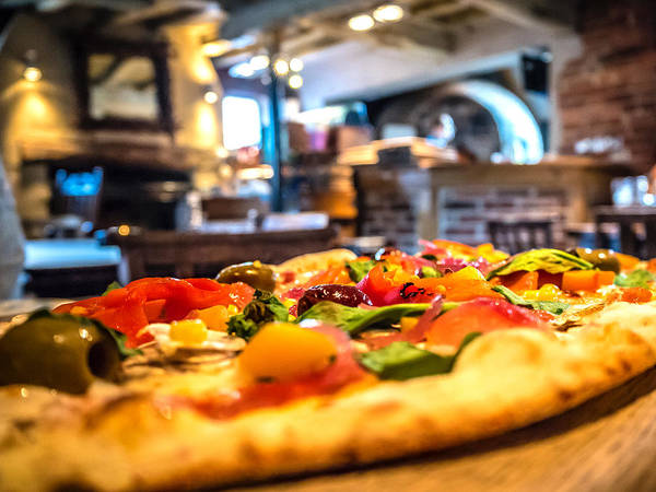 Photograph - Perfect Pizza by Nick Bywater