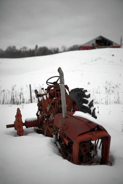 Photograph - Perfect Tractor by Patrick Groleau
