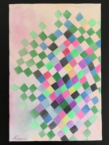 Contemporary Painting -  Perfume by Kanako Kumamaru