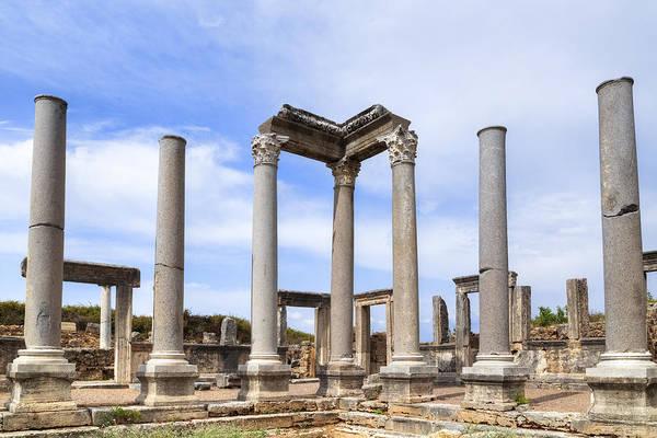 Artemis Photograph - Perge - Turkey by Joana Kruse