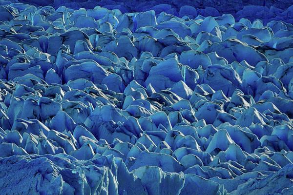 Photograph - Perito Moreno Glacier Details #4 - Patagonia by Stuart Litoff