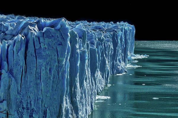 Photograph - Perito Moreno Glacier - Patagonia by Stuart Litoff