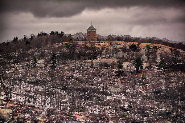 Photograph - Perkins Memorial Observatory by Raymond Salani III