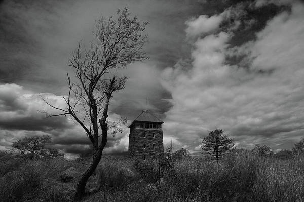 Photograph - Perkins Memorial Tower by Raymond Salani III