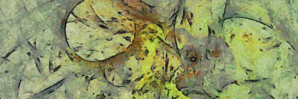 Lurksart Painting - Permansion In Birthday Suit  Id 16097-175309-02980 by S Lurk