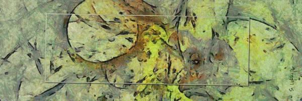 Lurksart Painting - Permansion In Birthday Suit  Id 16097-175309-02982 by S Lurk