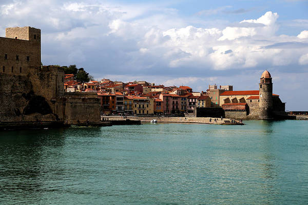 Photograph - Collioure 1 by Andrew Fare