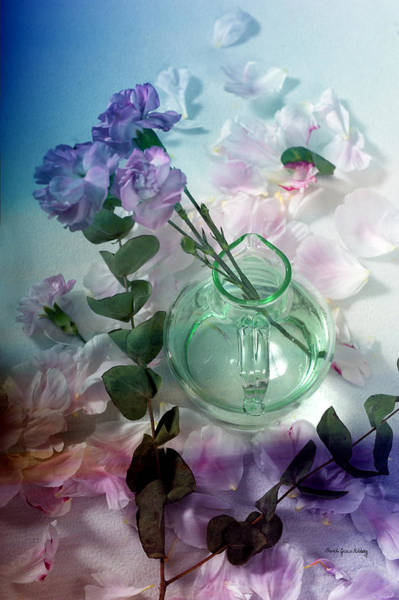 Photograph - Petal Fling by Randi Grace Nilsberg