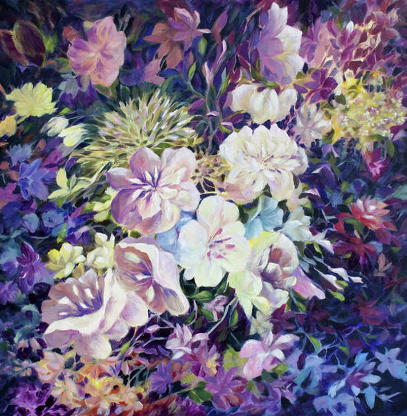 Painting - Petals by Joanne Smoley