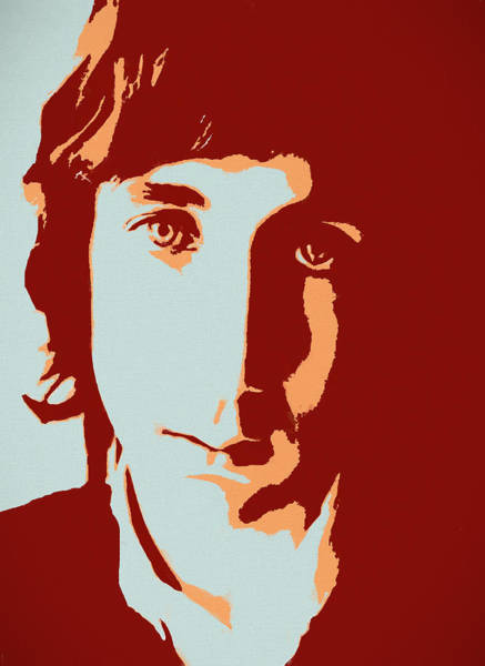Bassist Wall Art - Mixed Media - Pete Townshend Pop Art by Dan Sproul