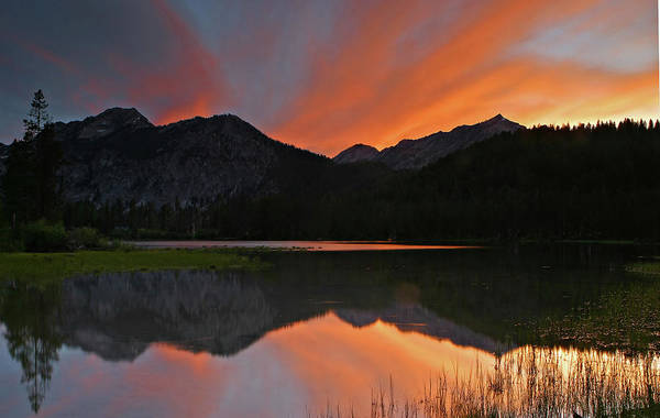 Photograph - Petite Lake by Ronnie and Frances Howard