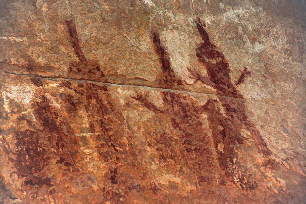 Photograph - Honanki Pictographs4 Tnd by Theo O'Connor
