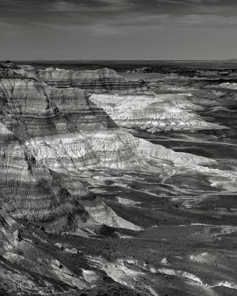 Wall Art - Photograph - Petrified Forest Mesa by Joseph Smith