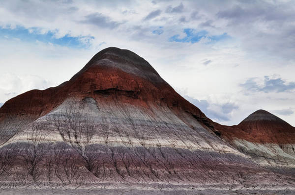 Photograph - Petrified Forest Tepee by Kyle Hanson