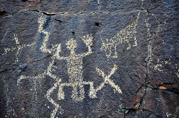 Photograph - Petroglyph National Monument Art by Kyle Hanson
