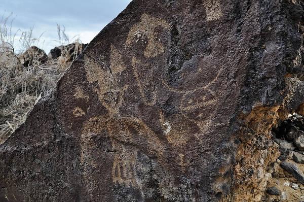 Photograph - Petroglyph National Monument by Kyle Hanson