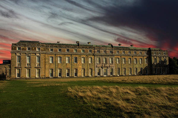 Abode Photograph - Petworth House by Martin Newman