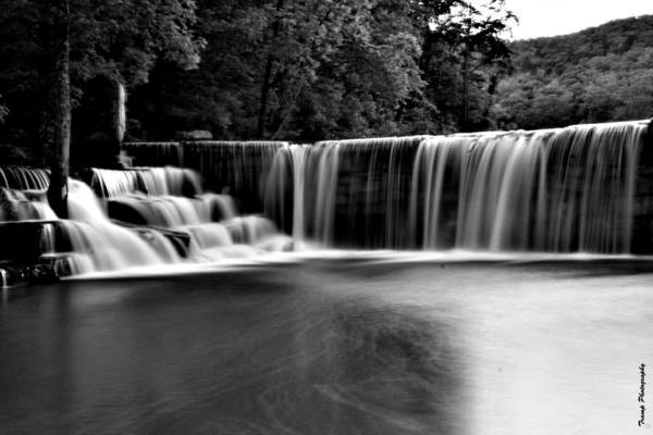 Wall Art - Photograph - Peyton Creek Dam by Wesley Nesbitt