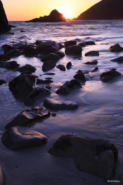 Photograph - Pfeiffer Beach Big Sur 3 by Alexander Fedin