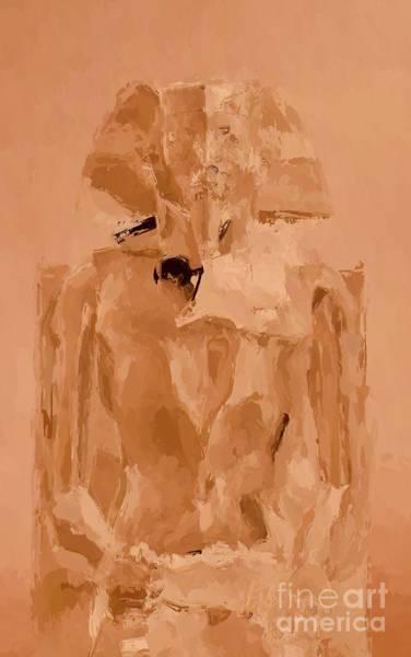 Pharaoh Painting - Pharaoh - Ancient Egypt by Raphael Terra