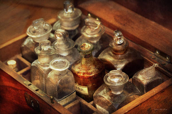 Photograph - Pharmacy - The Traveling Case by Mike Savad