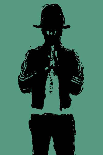 Wall Art - Mixed Media - Pharrell Williams 2 by Brian Reaves