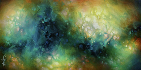 Wall Art - Painting - Phase 3 by Michael Lang