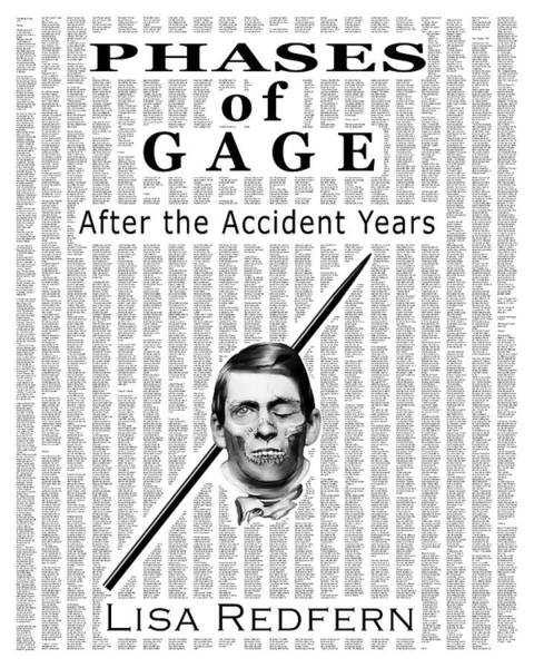 Digital Art - Phases Of Gage Book Poster  by Lisa Redfern