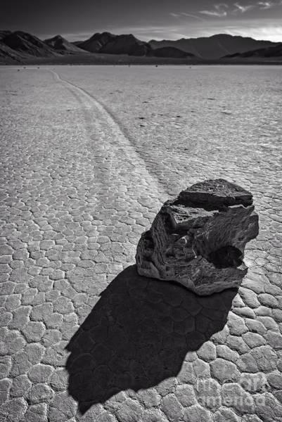 Racetrack Playa Photograph - Phenomenon by Charles Dobbs