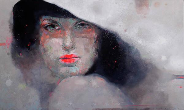 Wall Art - Painting - Phenomenon  by Viktor Sheleg